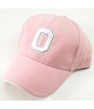 Ohio State Bucket cap pink