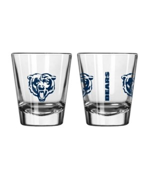CLEAR SHOT GLASS - CHIC BEARS
