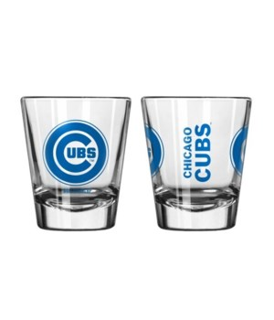CLEAR SHOT GLASS - CHIC CUBS