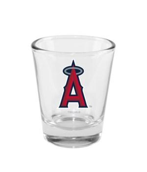 CLEAR SHOT GLASS - LA ANGELS