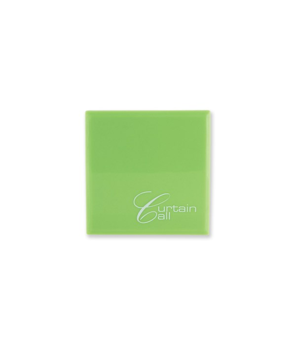 Green Lighted Compact Mirror 4PC