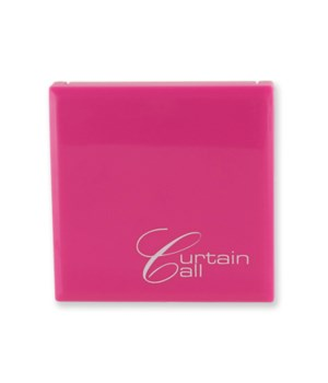 Pink Lighted Compact Mirror 4PC
