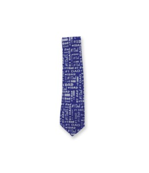 Top Ties- #1 Dad 24PC