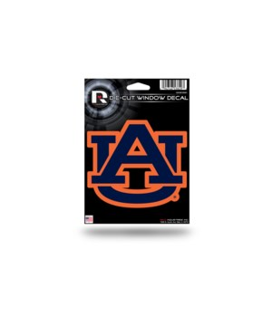 DIE CUT DECAL - AUBURN TIGERS