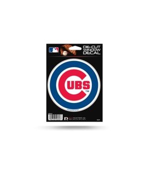 DIE CUT DECAL - CHIC CUBS