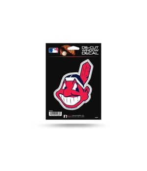DIE CUT DECAL - CLEV INDIANS