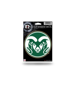 DIE CUT DECAL - COLORADO STATE