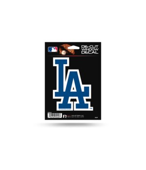 DIE CUT DECAL - LA DODGERS