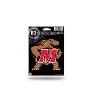 DIE CUT DECAL - MD TERRAPINS