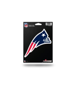 DIE CUT DECAL - NE PATRIOTS