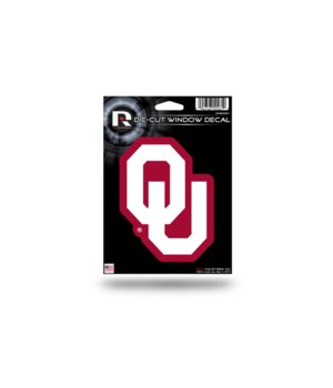 DIE CUT DECAL - OKL SOONERS