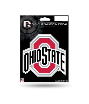 DIE CUT DECAL - OHIO STATE