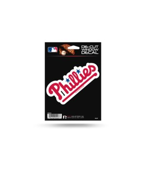 DIE CUT DECAL - PHIL PHILLIES