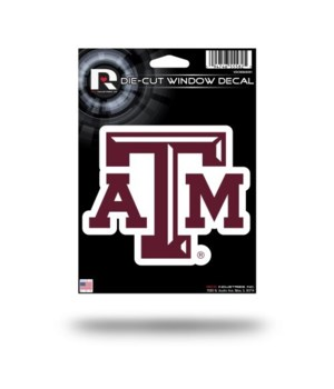 DIE CUT DECAL - TEXAS A&M