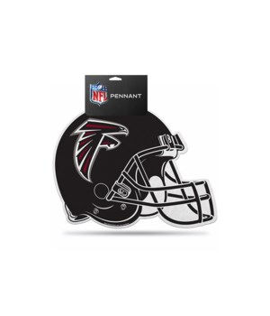 ATL FALCONS DIE CUT PENNANT