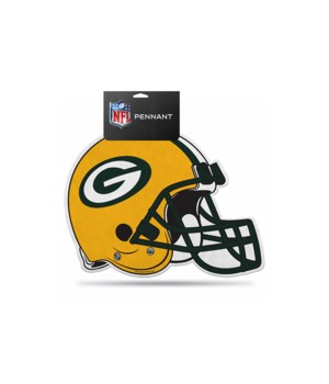 GB PACKERS DIE CUT PENNANT