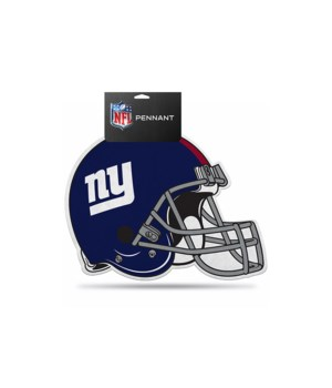 NY GIANTS DIE CUT PENNANT