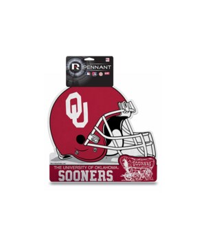 OK SOONERS DIE CUT PENNANTS