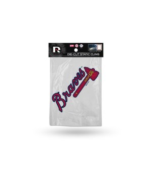 DIE CUT STATIC - ATL BRAVES