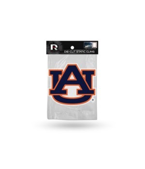 DIE CUT STATIC - AUBURN TIGERS