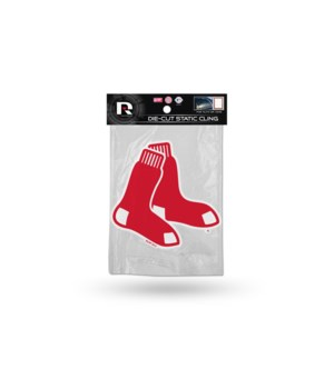 DIE CUT STATIC - BOS RED SOX