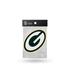 DIE CUT STATIC - GREEN BAY PACKERS
