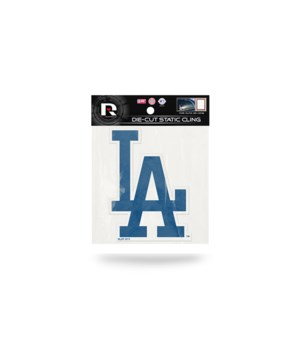 DIE CUT STATIC - LA DODGERS