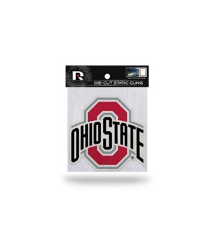 DIE CUT STATIC - OHIO STATE