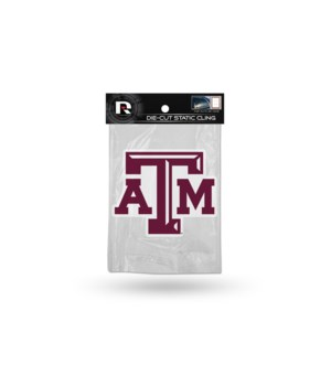 DIE CUT STATIC - TEXAS A&M