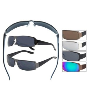 Metal Wire Sunglasses-M