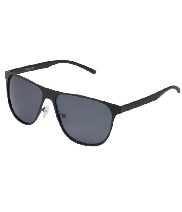 Polarized Metal Wire Sunglasses