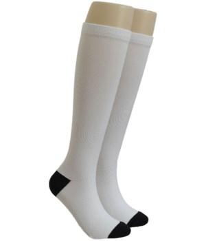 Cream Dr. Foozys Compression Socks