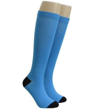 Teal Dr. Foozys Compression Socks