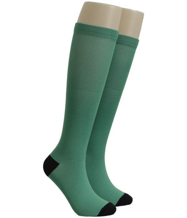 Hunter Green Dr.Foozys Compression Socks