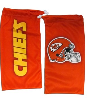 Kansas City Chiefs Eyewear Bag