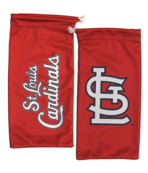 EYEWEAR BAG - ST LOUIS CARDINALS