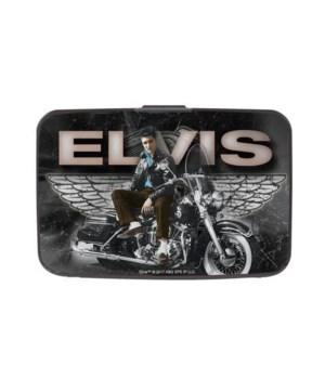 ELVIS CARD CASE - MOTORCYCLE #2