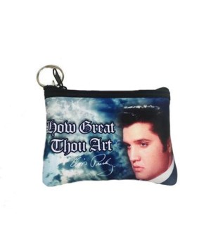 ELVIS COIN PURSE - HOW GREAT #2