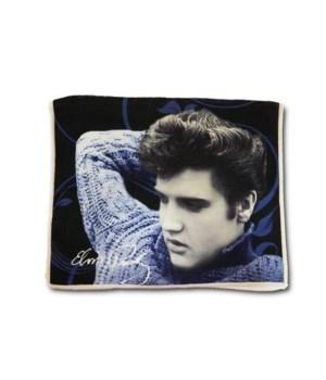 ELVIS KITCHEN TOWEL - BLUE SWEATER #2