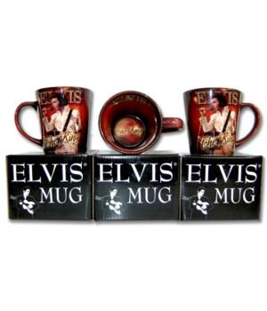 ELVIS MUG THE KING #10