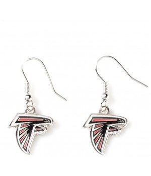 EARRINGS - ATL FALCONS