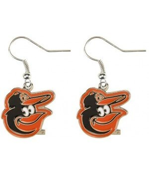 EARRINGS - BALT ORIOLES