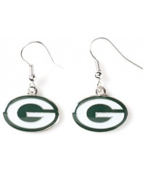 EARRINGS - GB PACKERS