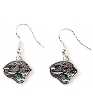 EARRINGS - JAX JAGUARS