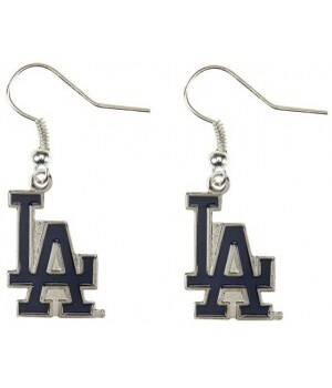 EARRINGS - LA DODGERS