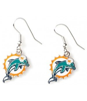 EARRINGS - MIA DOLPHINS