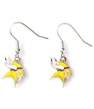 EARRINGS - MINN VIKINGS