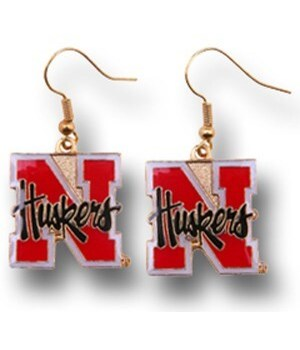 EARRINGS - NEBRASKA