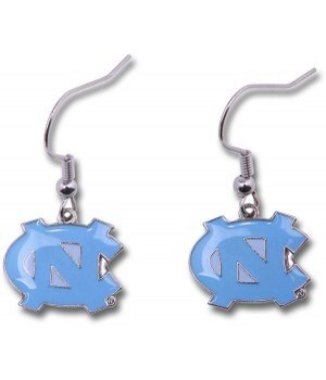 EARRINGS - NC TARHEELS