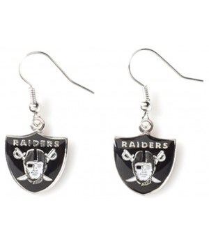 EARRINGS - OAK RAIDERS